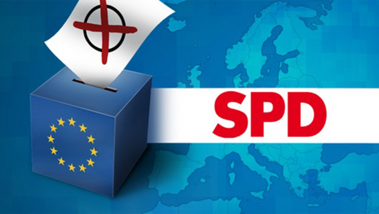 Für Demokratie und Mitmenschlichkeit: der Europawahlkampf