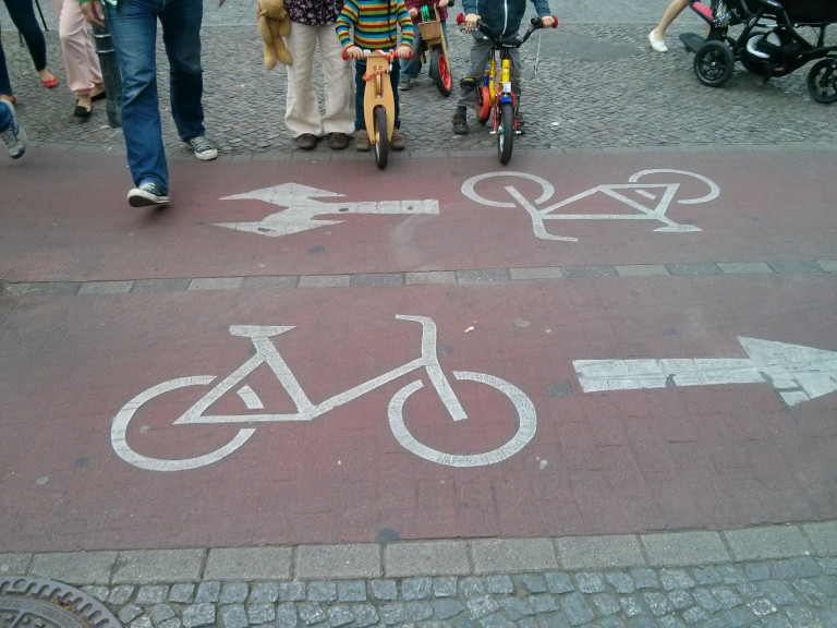 Mehr Sicherheit für Kinder im Straßenverkehr