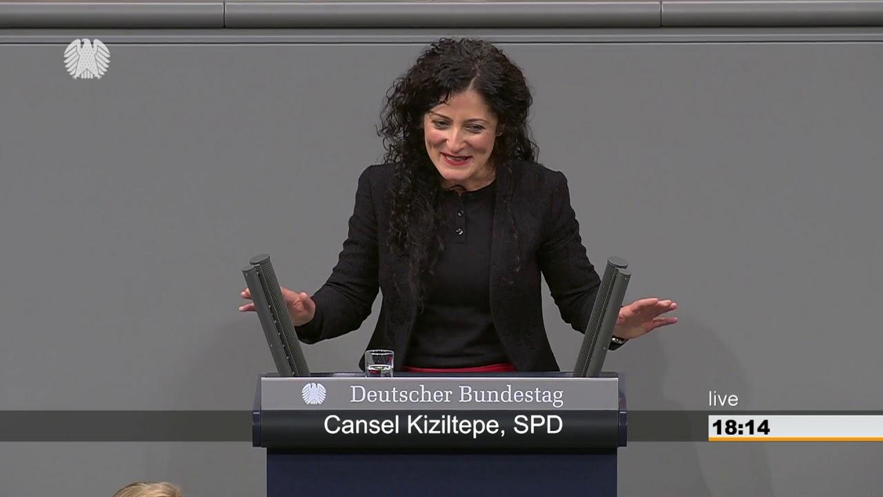 Cansel Kiziltepe: Aktuelle Stunde zu Cum-Ex-Gestaltungen [Bundestag 07.11.2018]